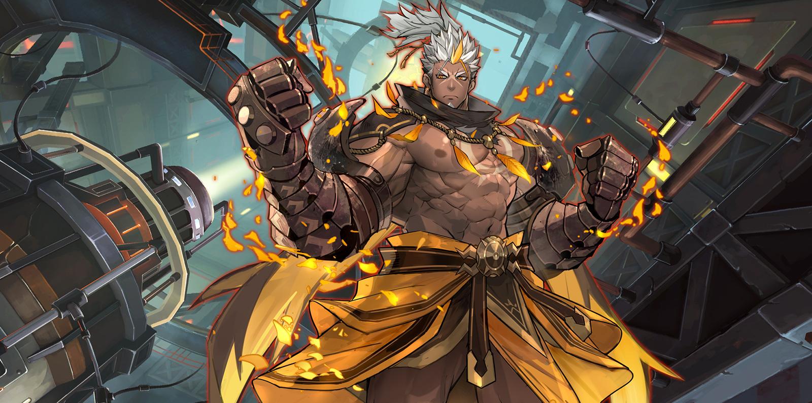 8月13日更新公告:新盖伊比泽尔、清凉泳装、暗流乱入-chouka_The_Iron_Fist_of_black_fire0.jpg